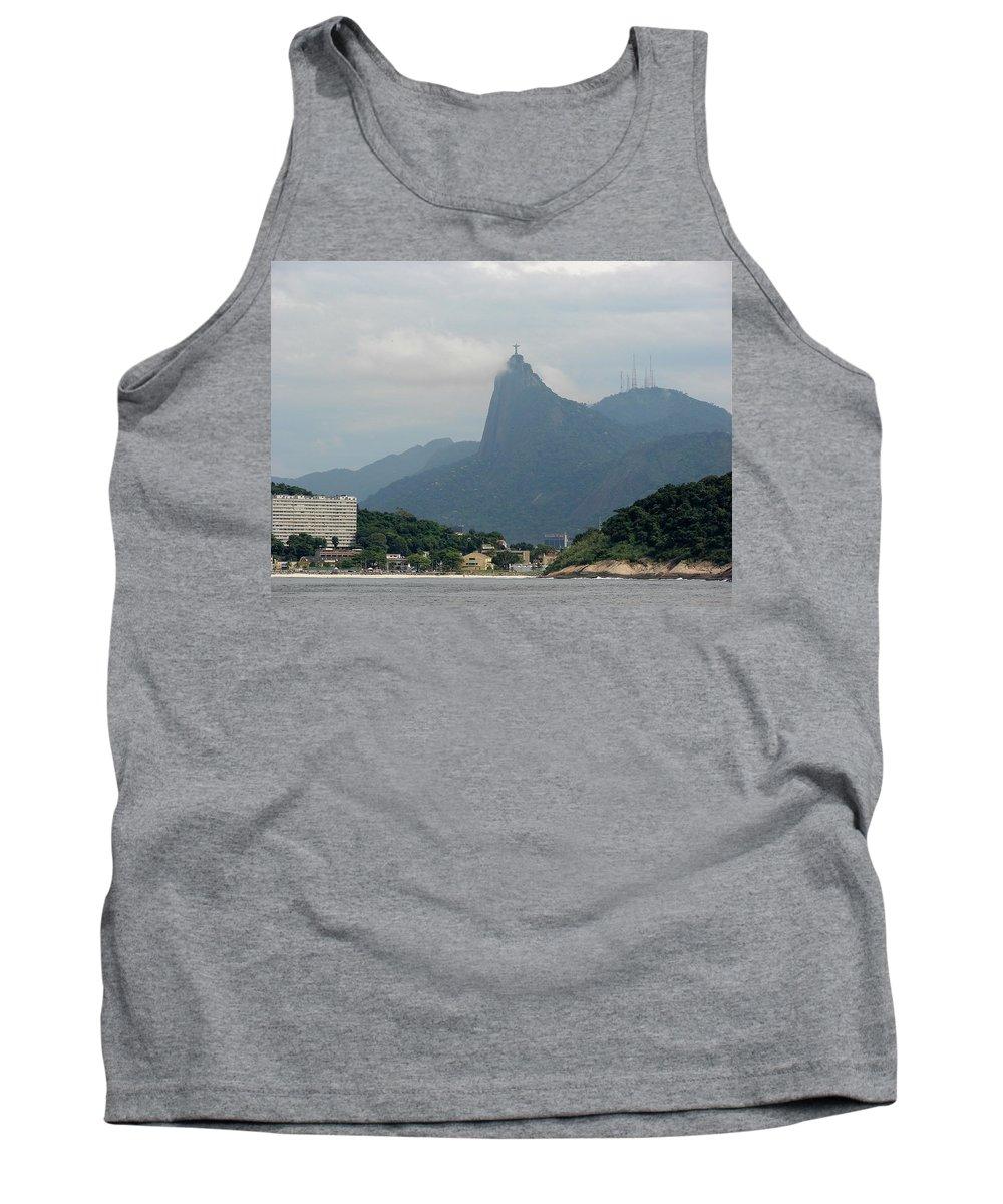 Rio De Janeiro Tank Top featuring the photograph Rio De Janeiro Iv by Brett Winn