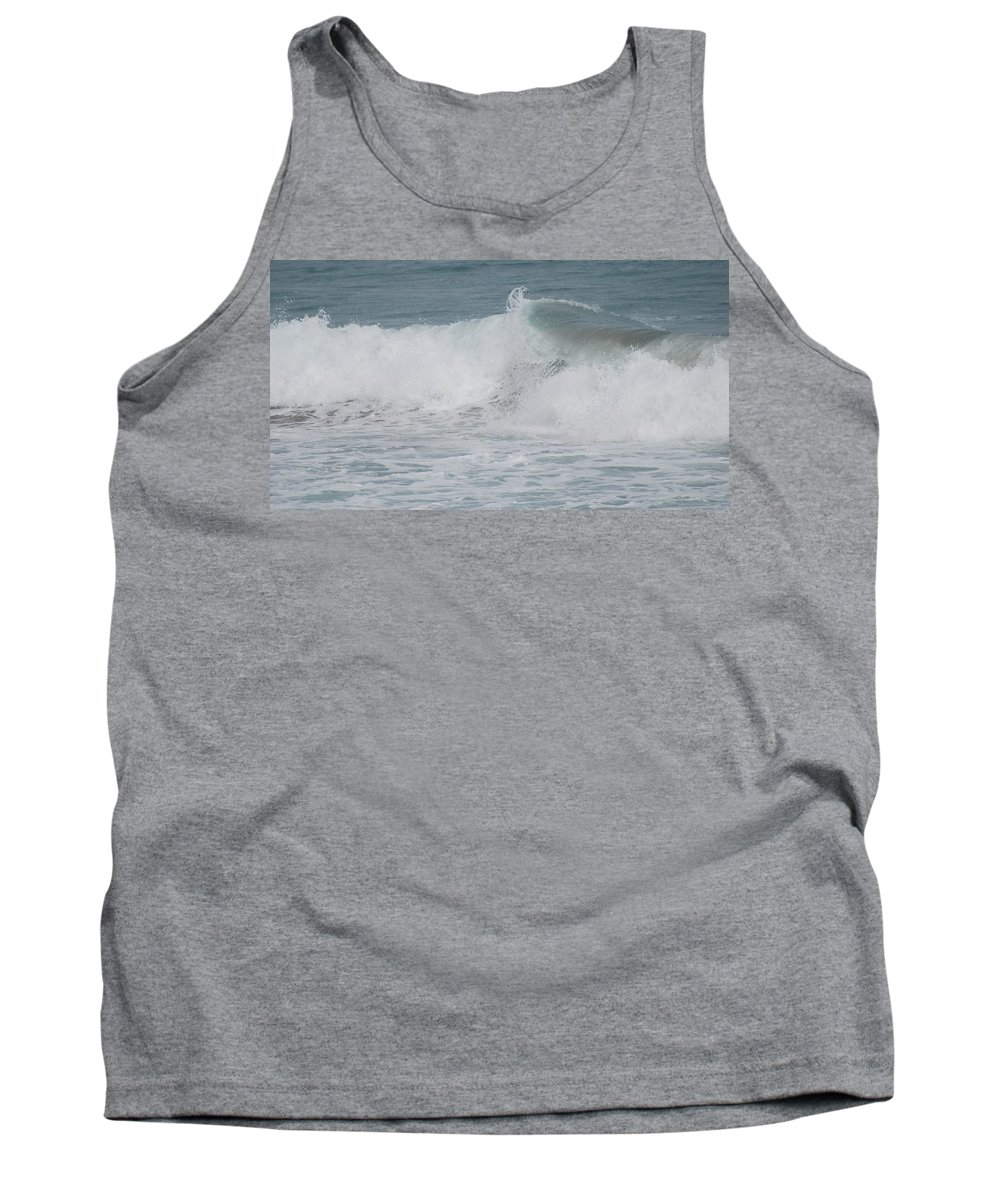 White Tank Top featuring the photograph Ripple by Rob Hans