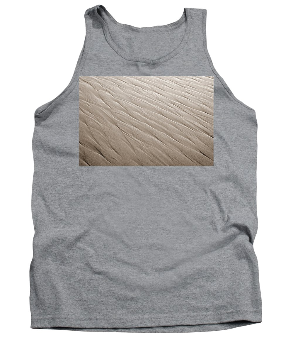 Ripples Tank Top featuring the photograph Rippling by Marilyn Hunt