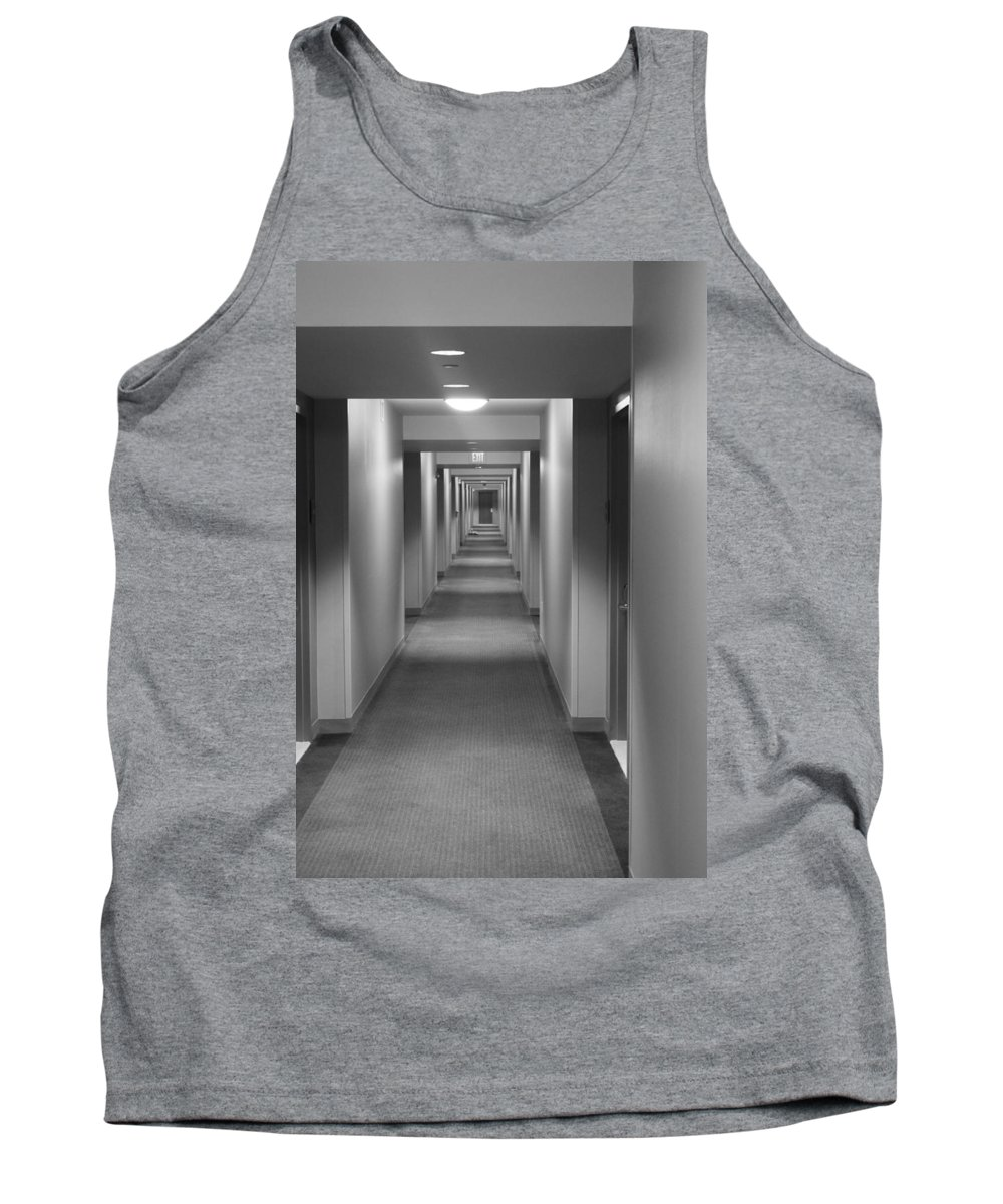Hotel Tank Top featuring the photograph Room Service by Lauri Novak