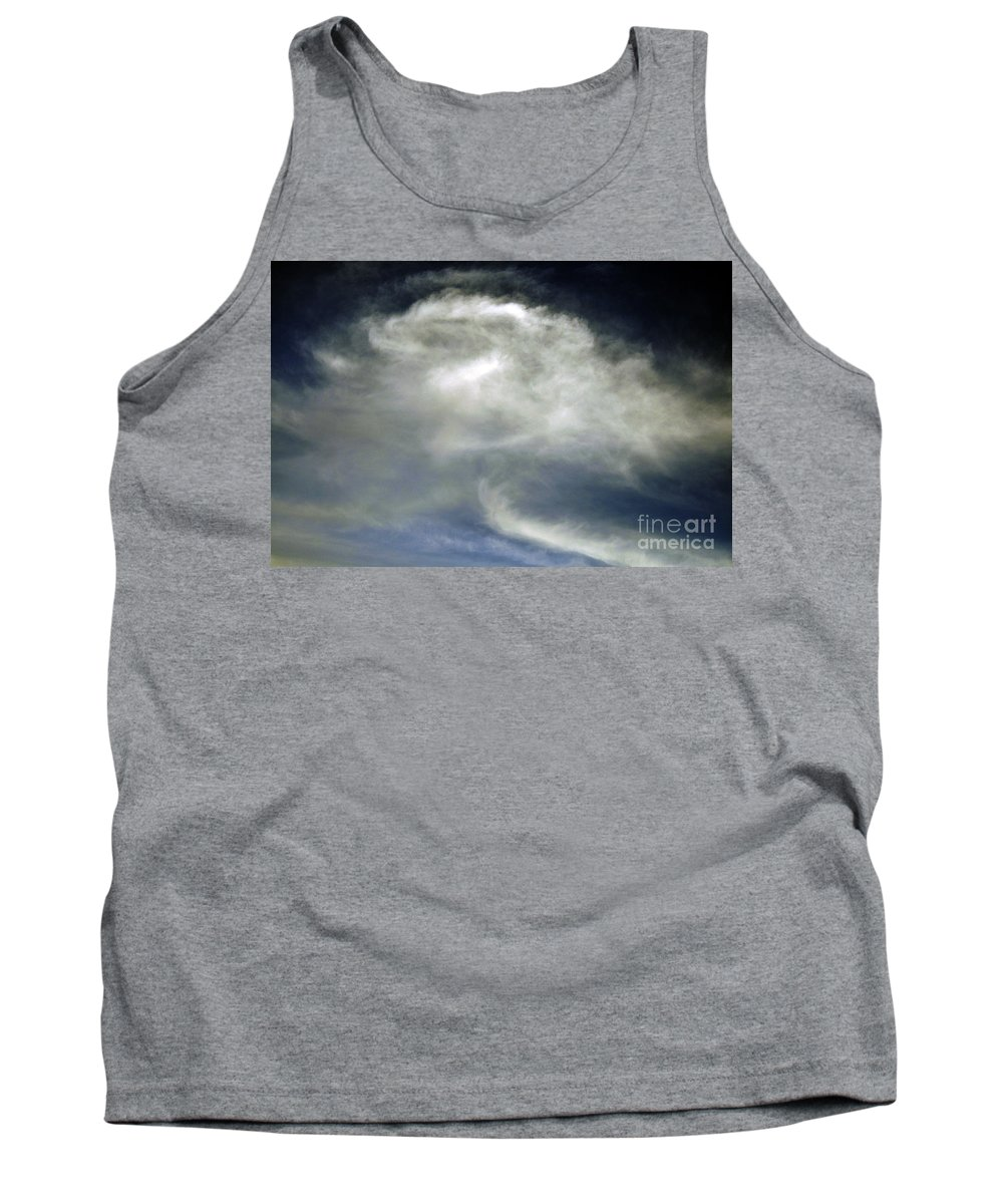 Clay Tank Top featuring the photograph Rose Cloud by Clayton Bruster