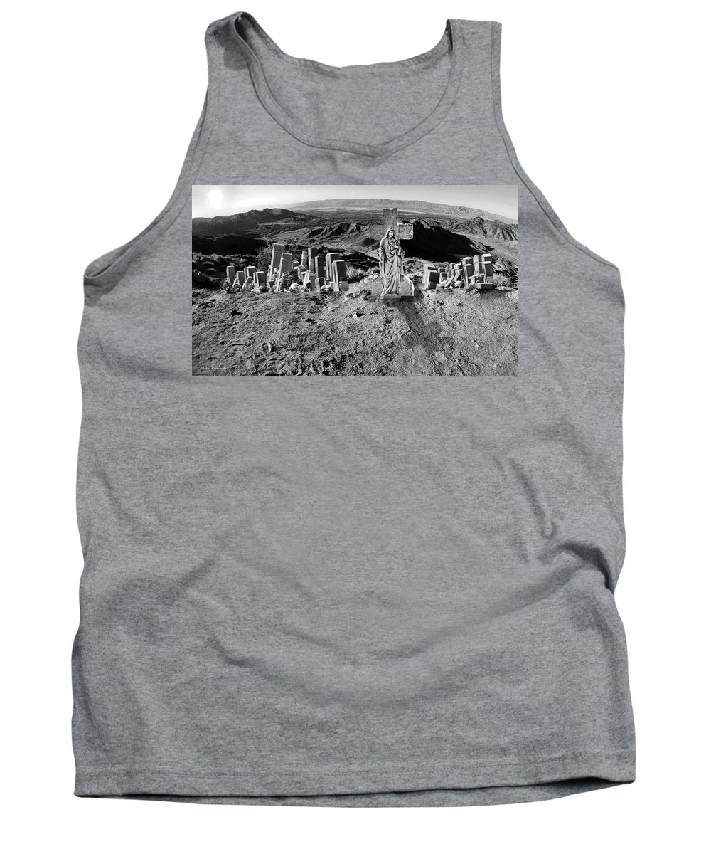 Tank Top featuring the photograph Sacred Ground by Blake Richards