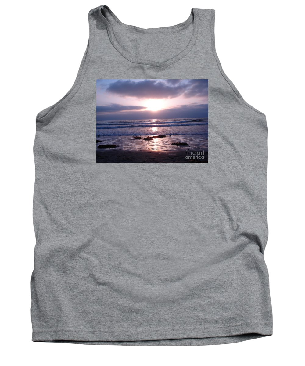 San Diego Tank Top featuring the photograph San Diego 5 by Madilyn Fox