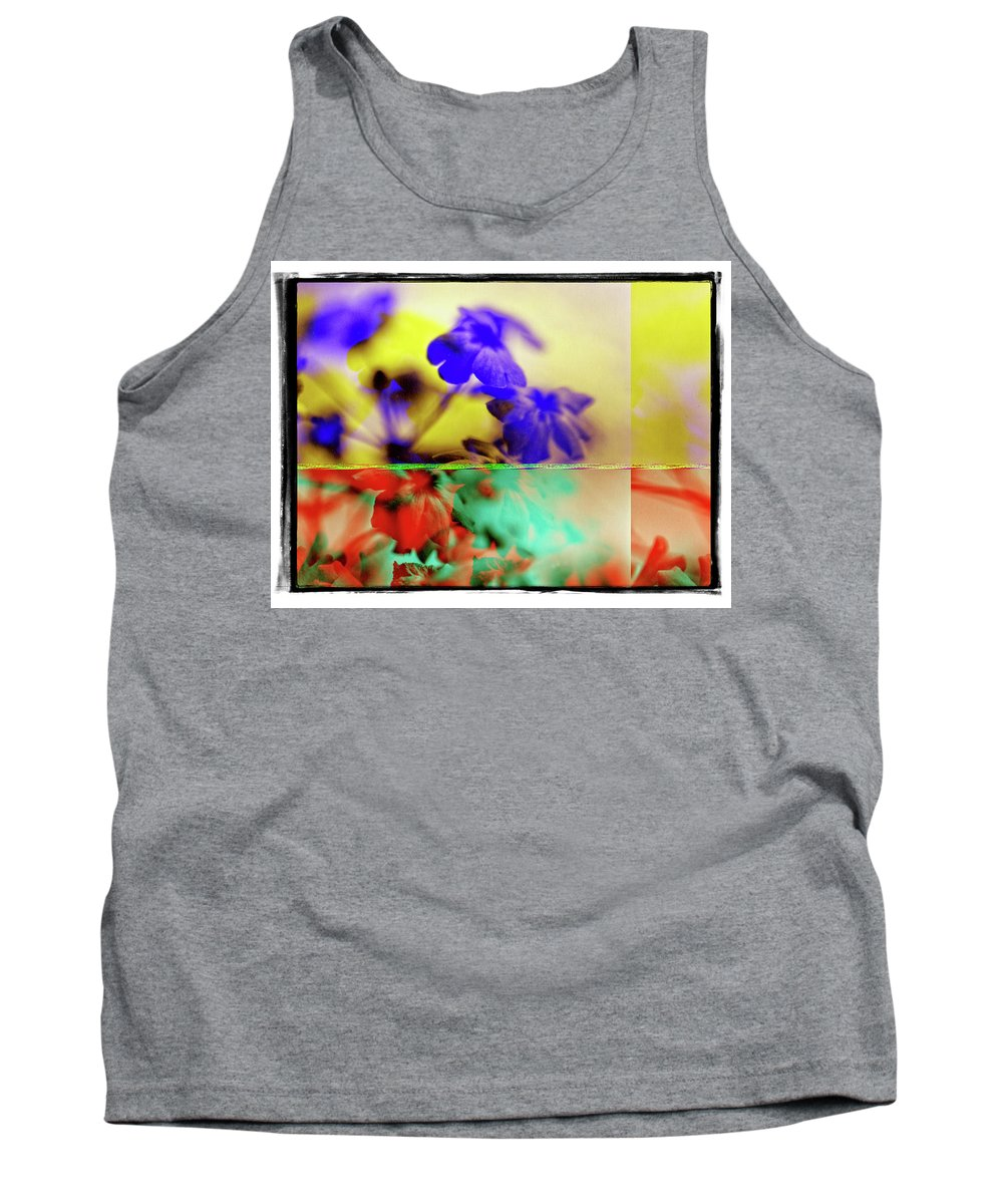 Flowers Tank Top featuring the photograph Serendipity by Michael Ziegler
