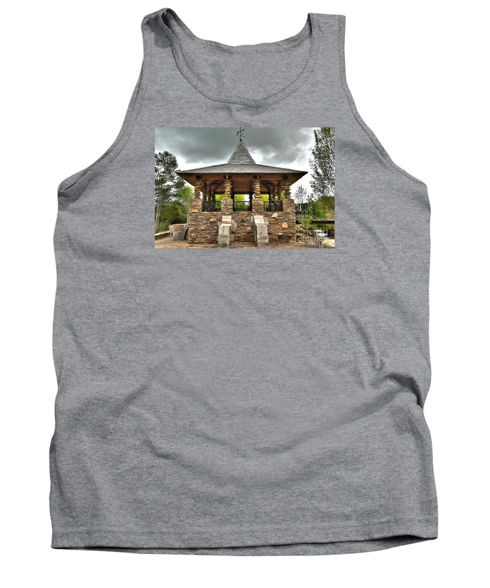 Serenity Tank Top featuring the photograph Serenity by Sarah Johnson