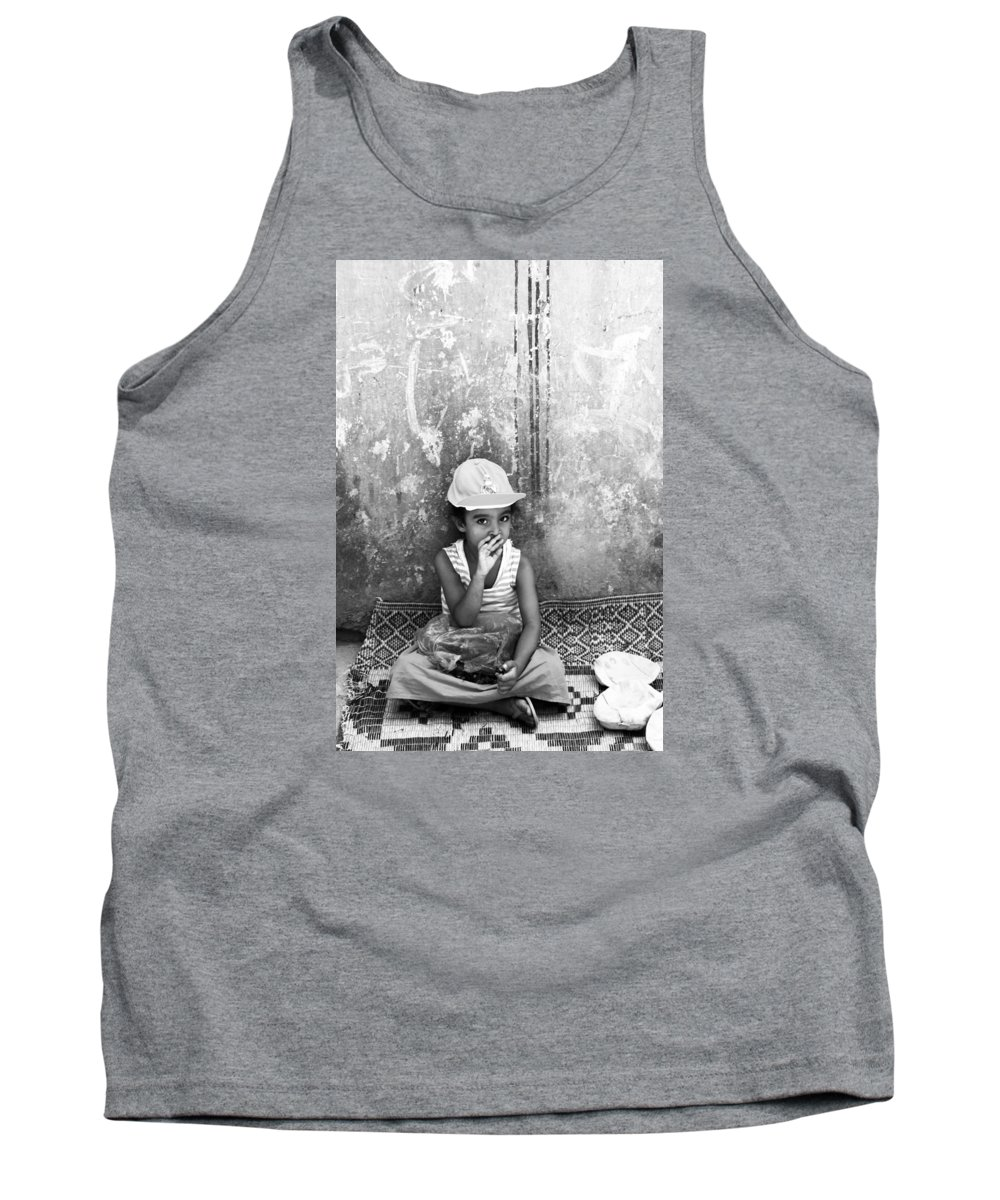Hurghada Tank Top featuring the photograph Shead by Jez C Self