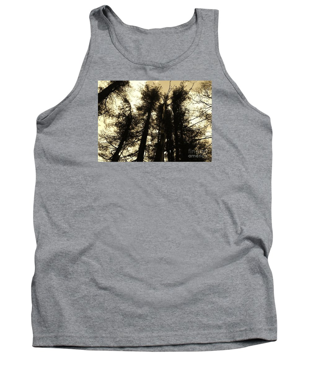 Tank Top featuring the photograph Stretch by Virginia Levasseur