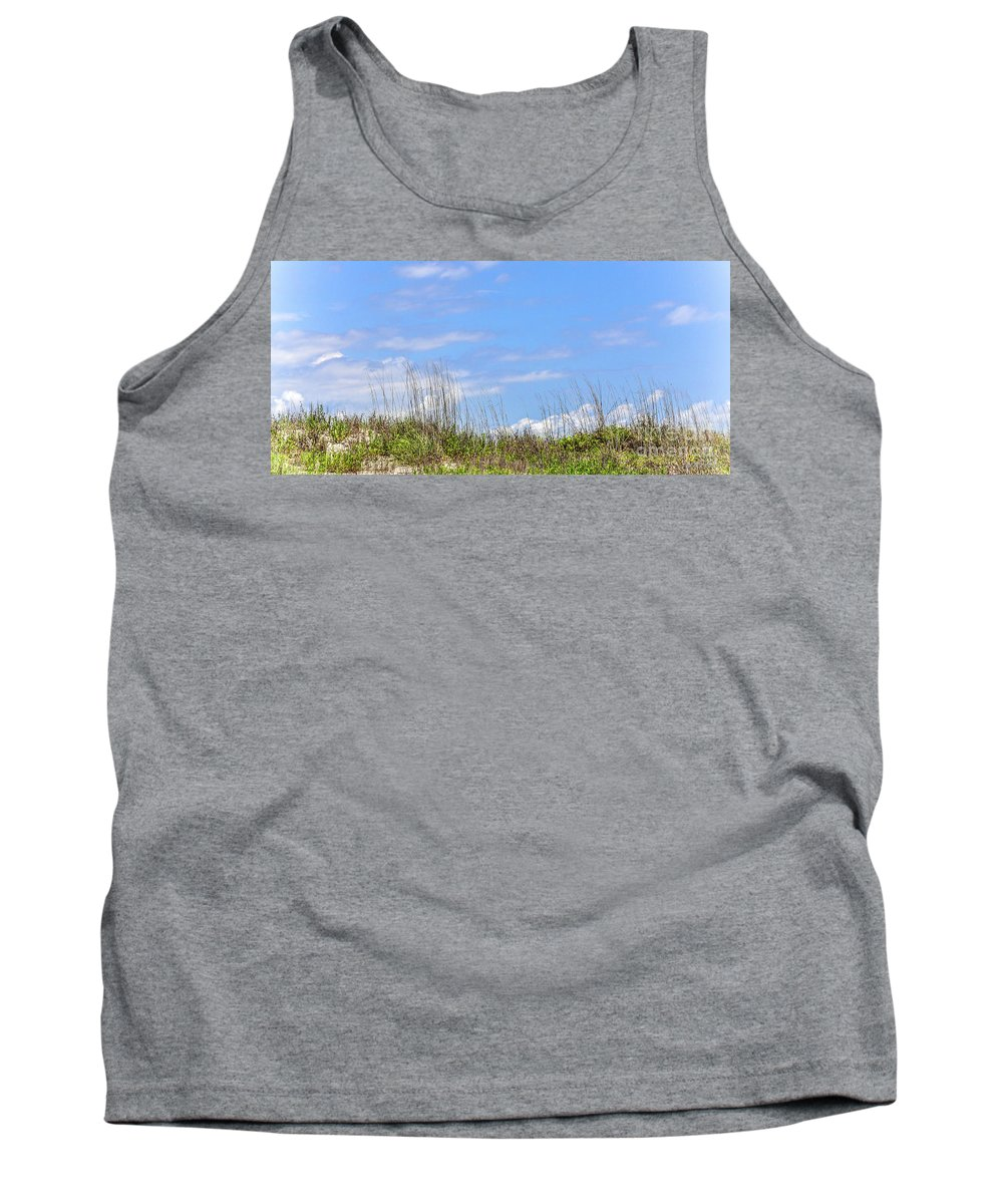 River Tank Top featuring the photograph Sullivans Island by Yvette Wilson