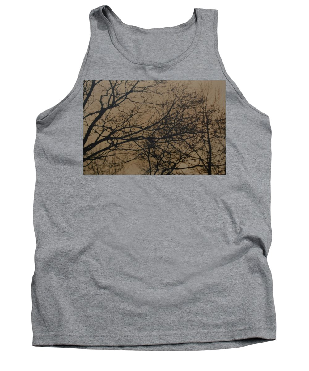 Landscape Tank Top featuring the photograph Sunset Snow by Rob Hans