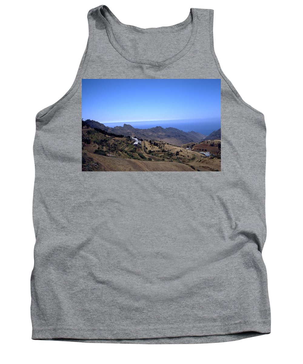 Tenerife Tank Top featuring the photograph Tenerife II by Flavia Westerwelle