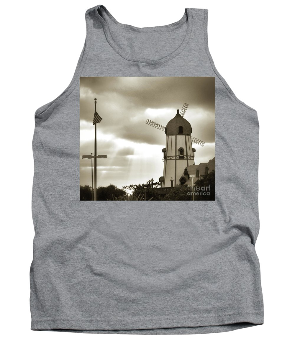 Carlsbad Tank Top featuring the photograph The Carlsbad by Luv Photography