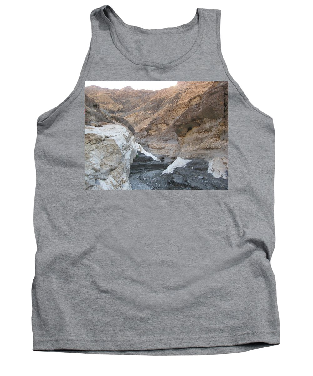 Arizona Photographs Tank Top featuring the photograph The Caverns From Hell by Robert Margetts