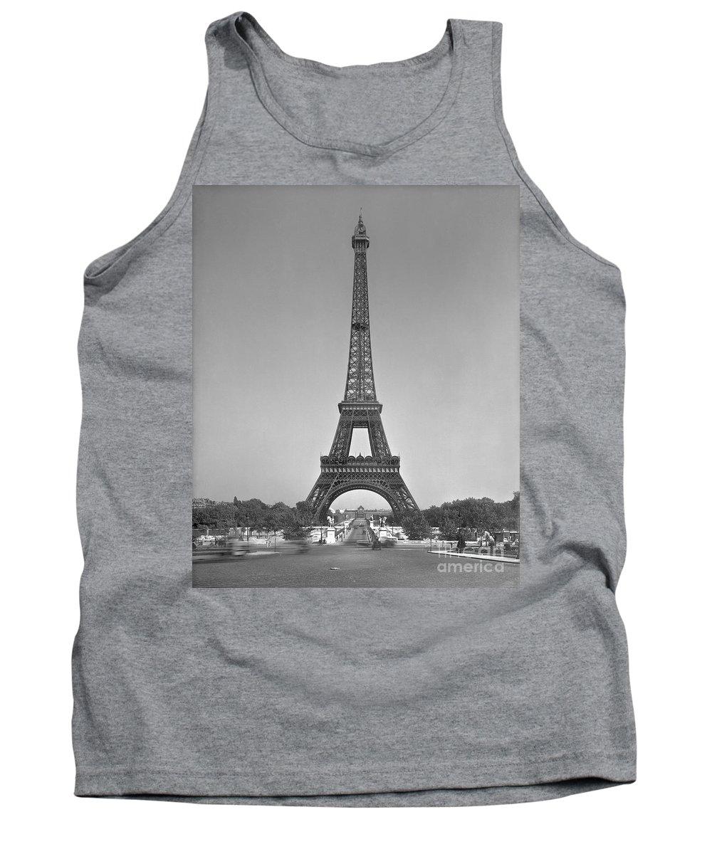 Parisian Tank Tops