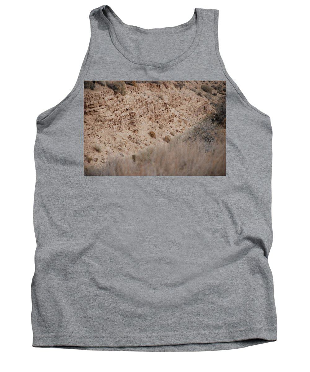 Desert Tank Top featuring the photograph The Rocks by Rob Hans