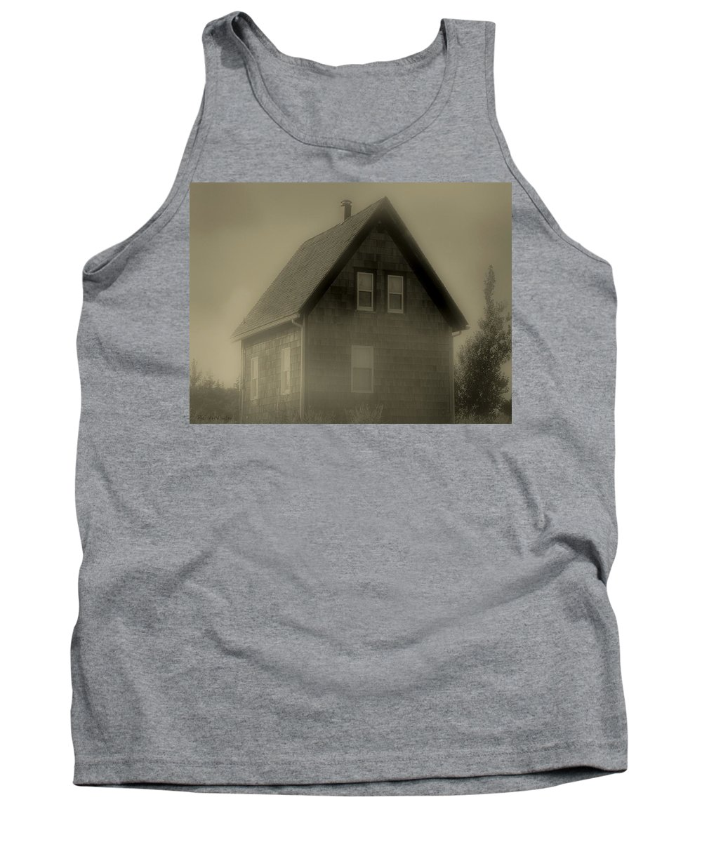 Landscape Tank Top featuring the photograph The Shroud by RC DeWinter