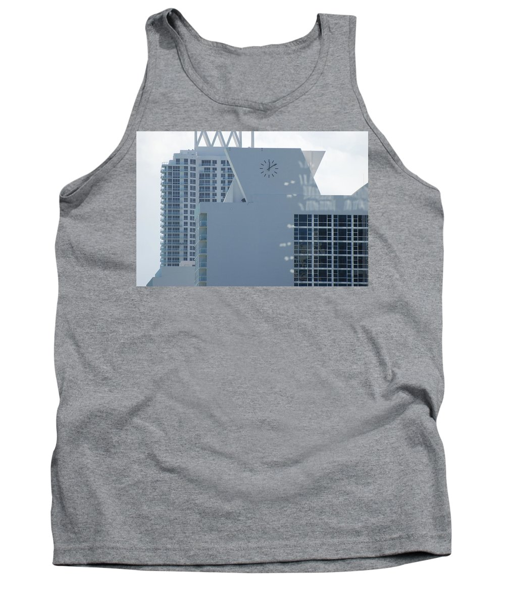 Sun Tank Top featuring the photograph The Time Is...12 10 by Rob Hans