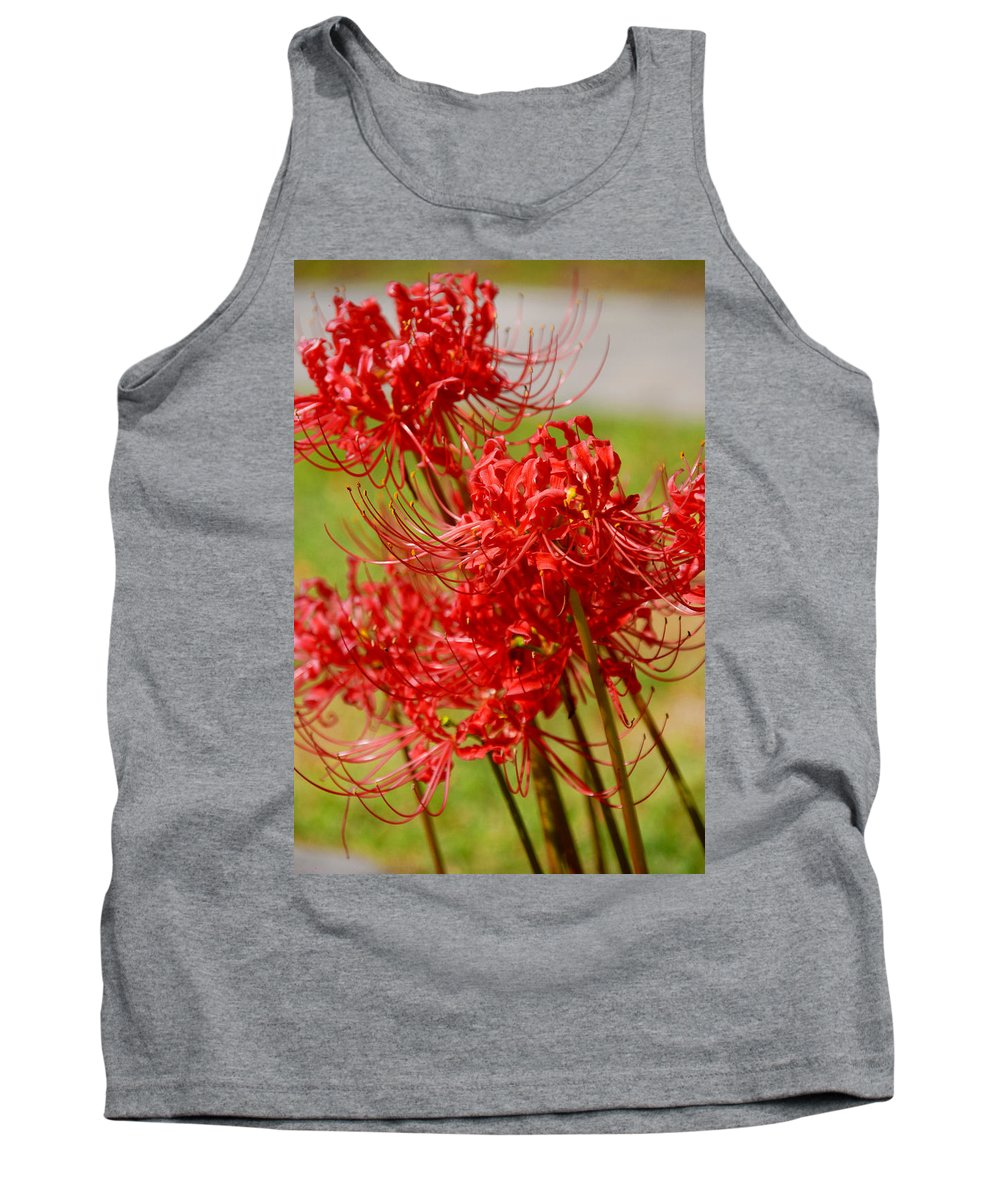 Photography Tank Top featuring the photograph The Virgins by Susanne Van Hulst