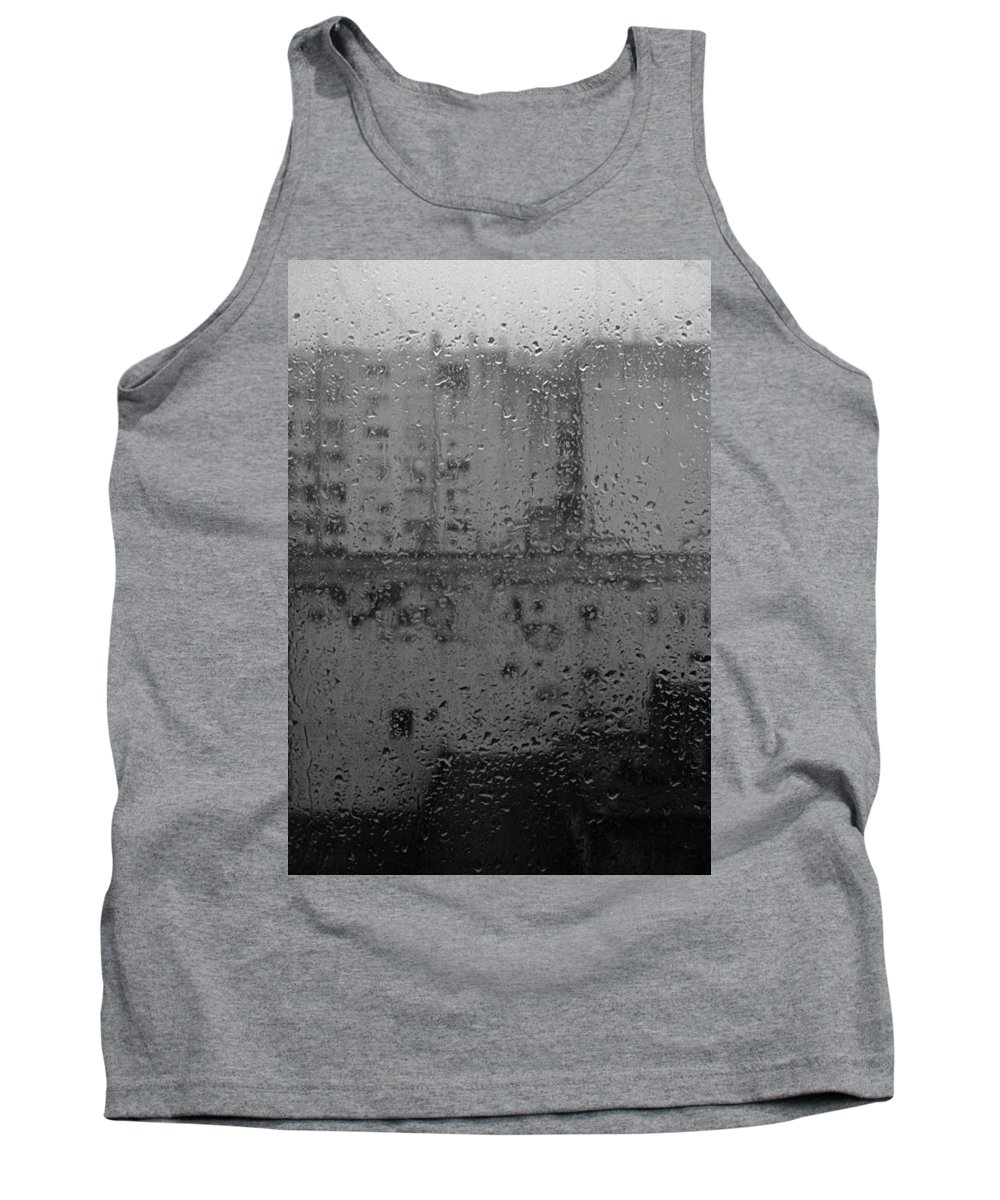 Buenos Aires Tank Top featuring the photograph This Afternoon V by Osvaldo Hamer