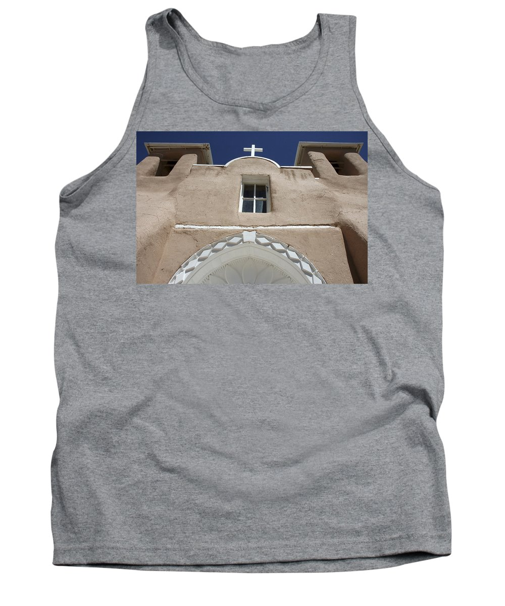 Church Tank Top featuring the photograph Toward Heaven by Jerry McElroy