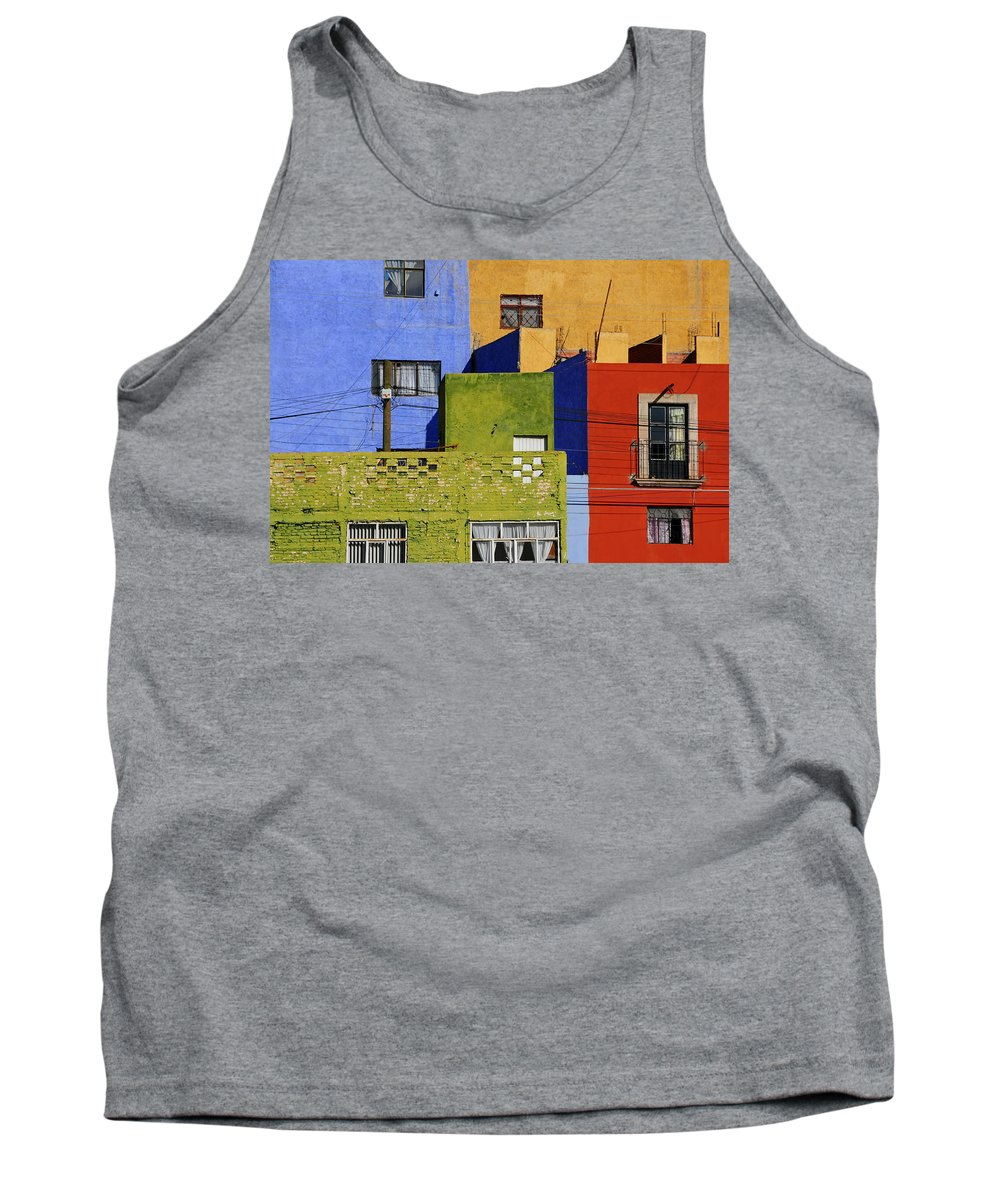 Skip Hunt Tank Top featuring the photograph Toy Box by Skip Hunt