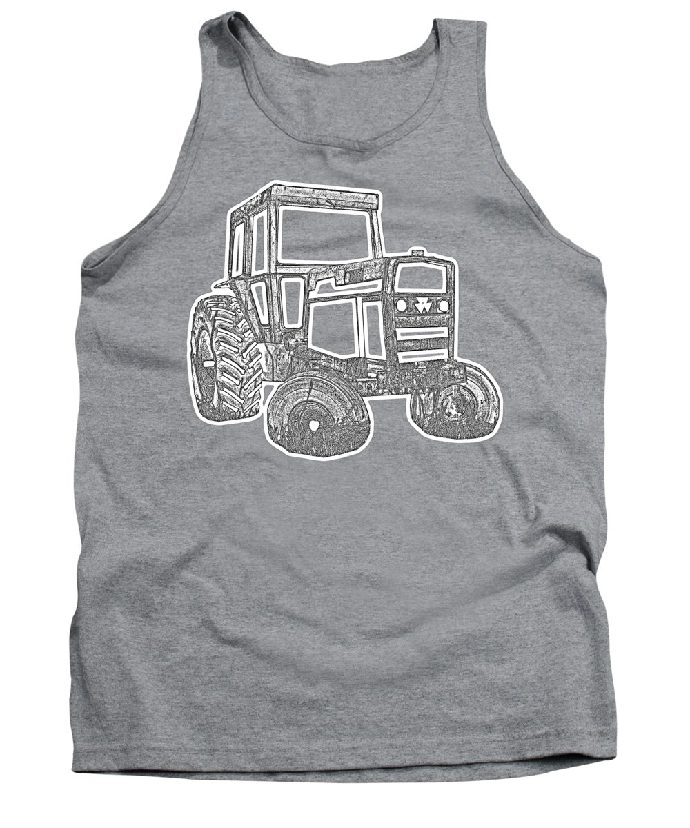 Tractor Pull Tank Tops