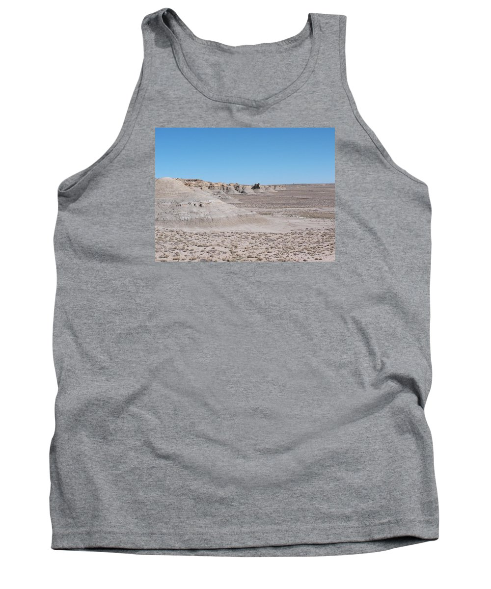 Tank Top featuring the photograph Trail Of The Acients by Curtis Willis