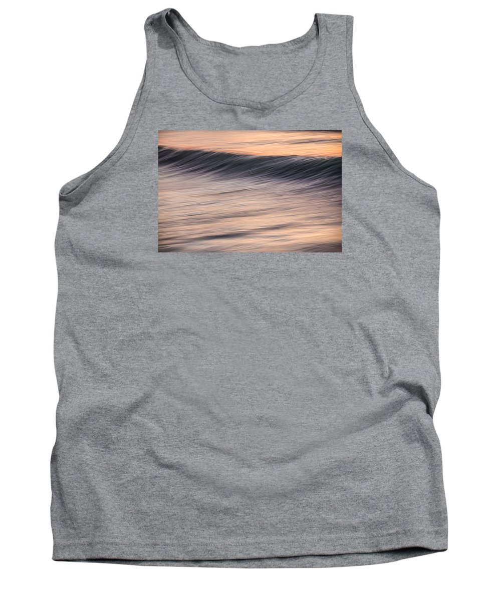 Wave Tank Top featuring the photograph Trasnverse IIi by Justin Bartels