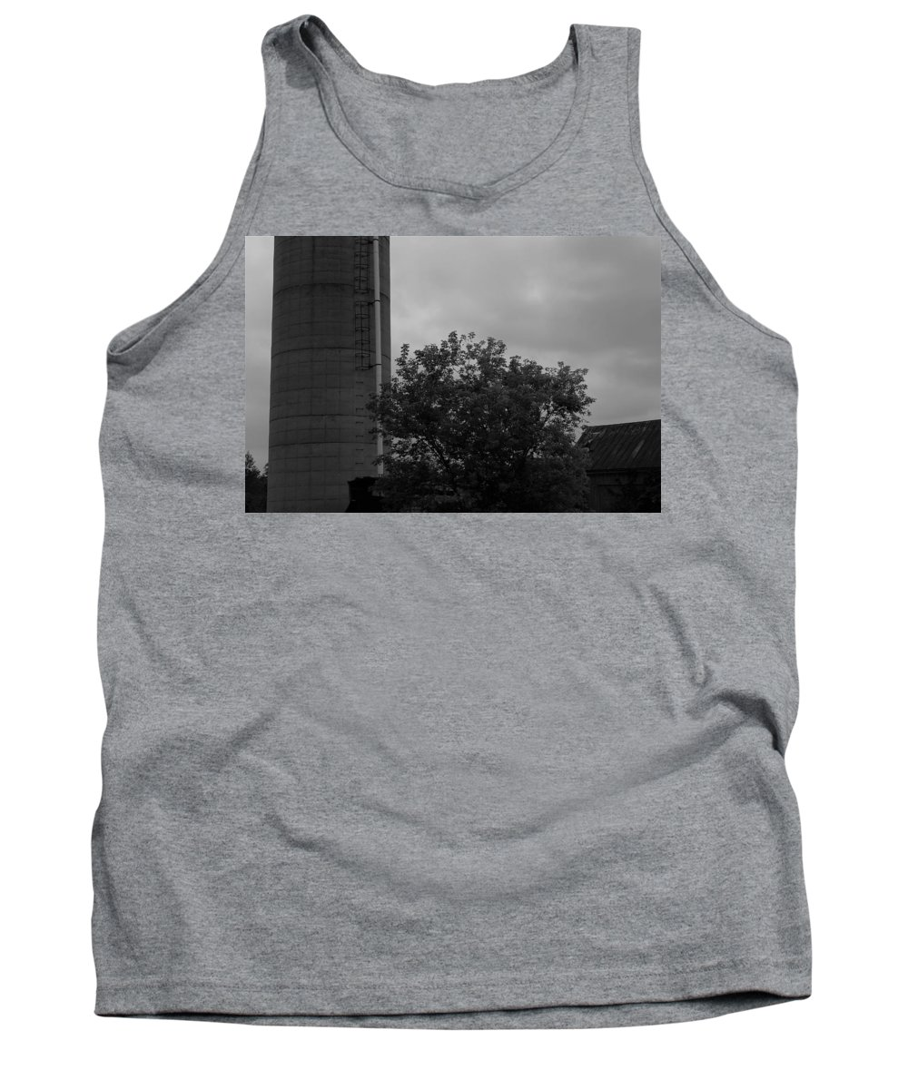 Tank Top featuring the photograph Tree by John Bichler