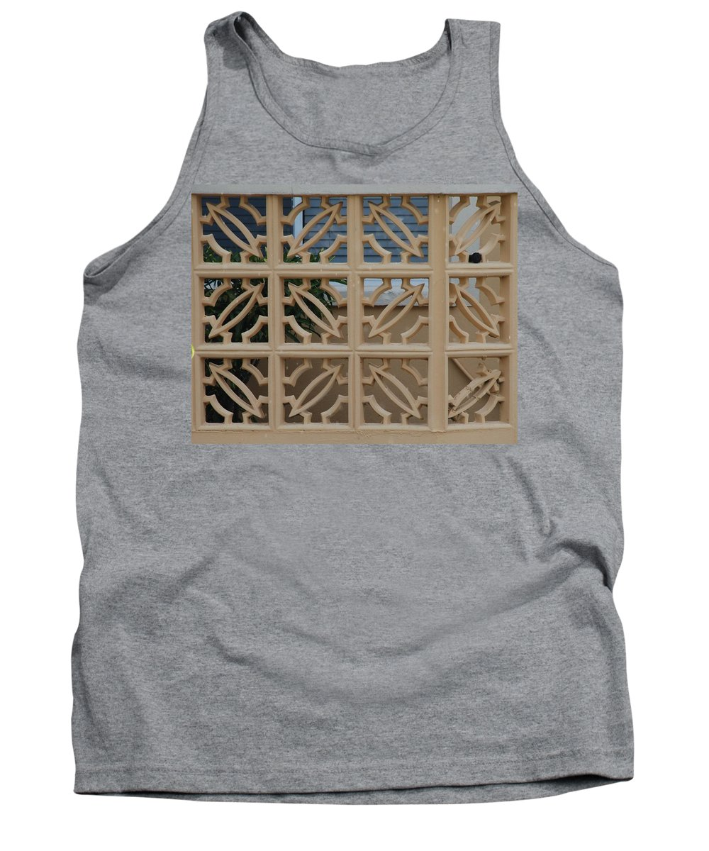 Sculpture Tank Top featuring the photograph Turtle Board by Rob Hans