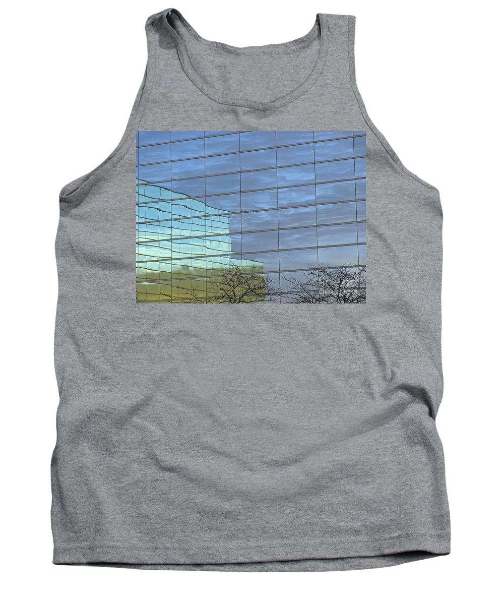 Twilight Tank Top featuring the photograph Twilight by Ann Horn