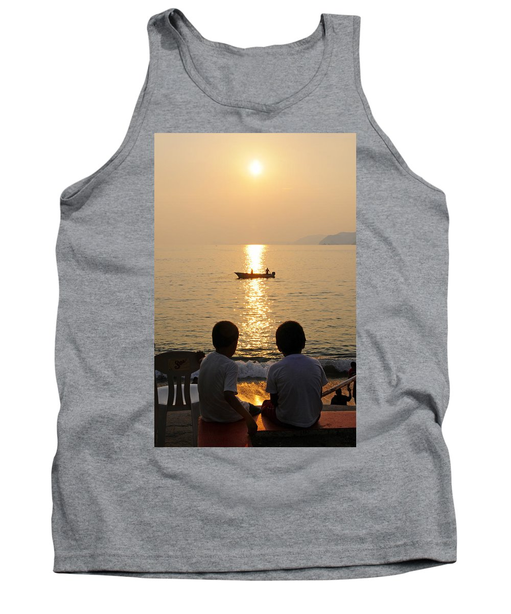 Skip Hunt Tank Top featuring the photograph Twofer by Skip Hunt