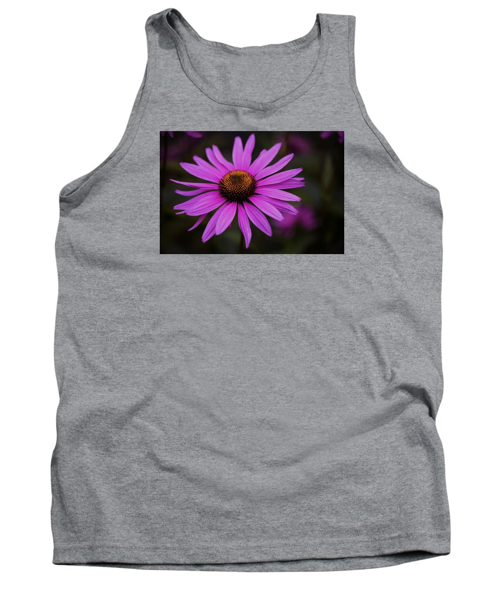 Flora Tank Top featuring the photograph Unapologetic by Paula Barrickman