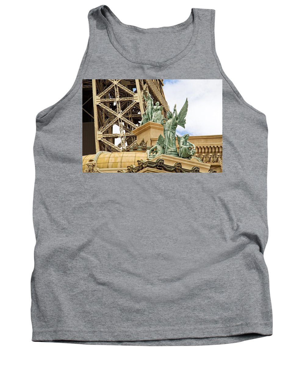 Alicegipsonphotographs Tank Top featuring the photograph Under The Arc by Alice Gipson