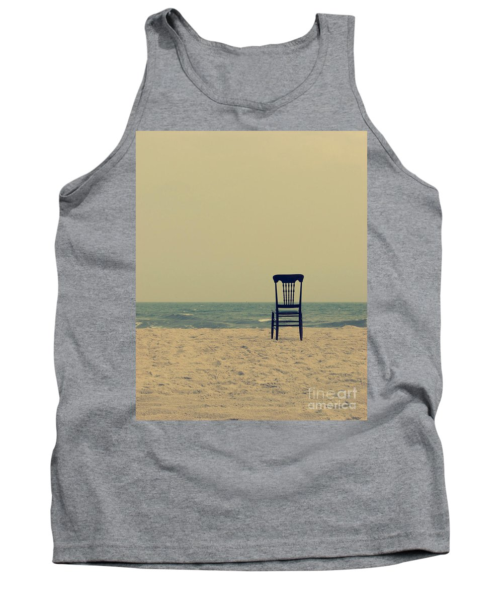 Ocean Tank Top featuring the photograph Until Tomorrow And Tomorrow And Tomorrow by Dana DiPasquale