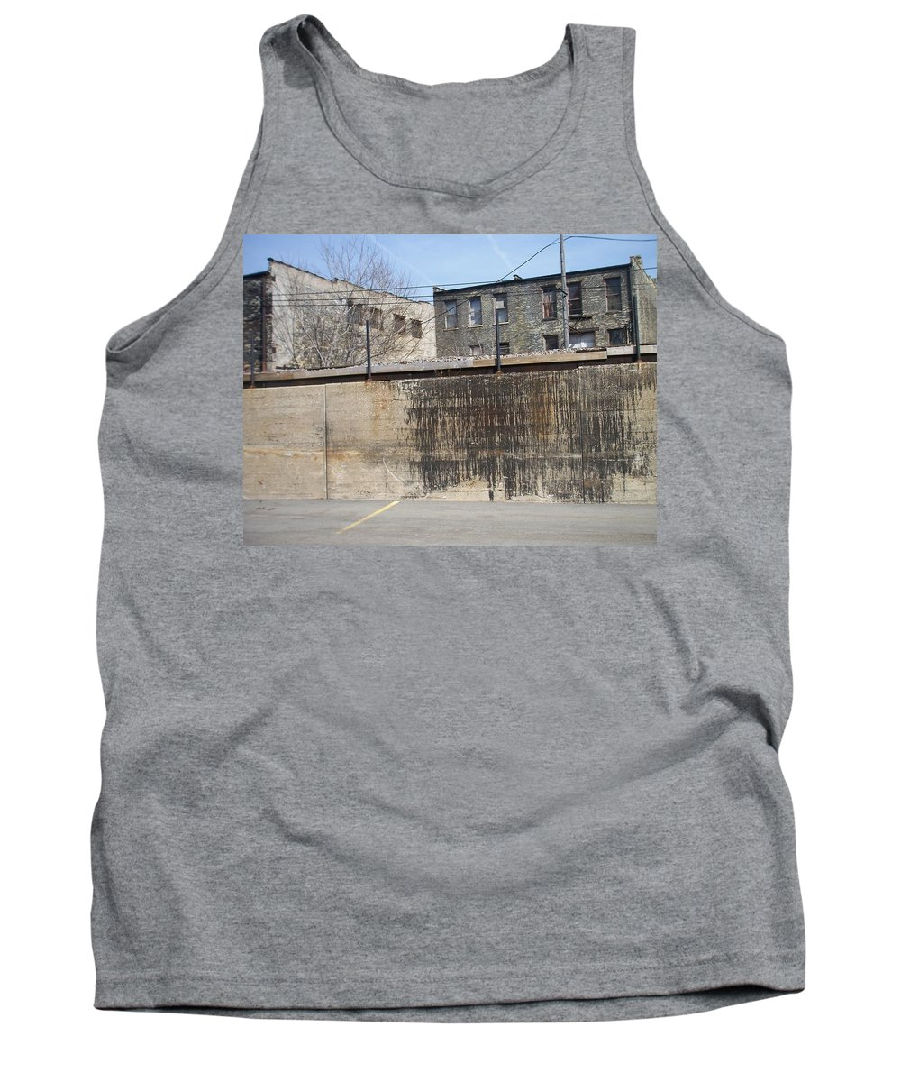 Walker's Point Tank Top featuring the photograph Walker's Point 3 by Anita Burgermeister
