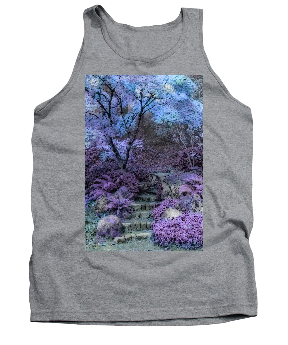 Welcome To My Dreamscape Tank Top featuring the photograph Welcome To My Dreamscape by Wes and Dotty Weber