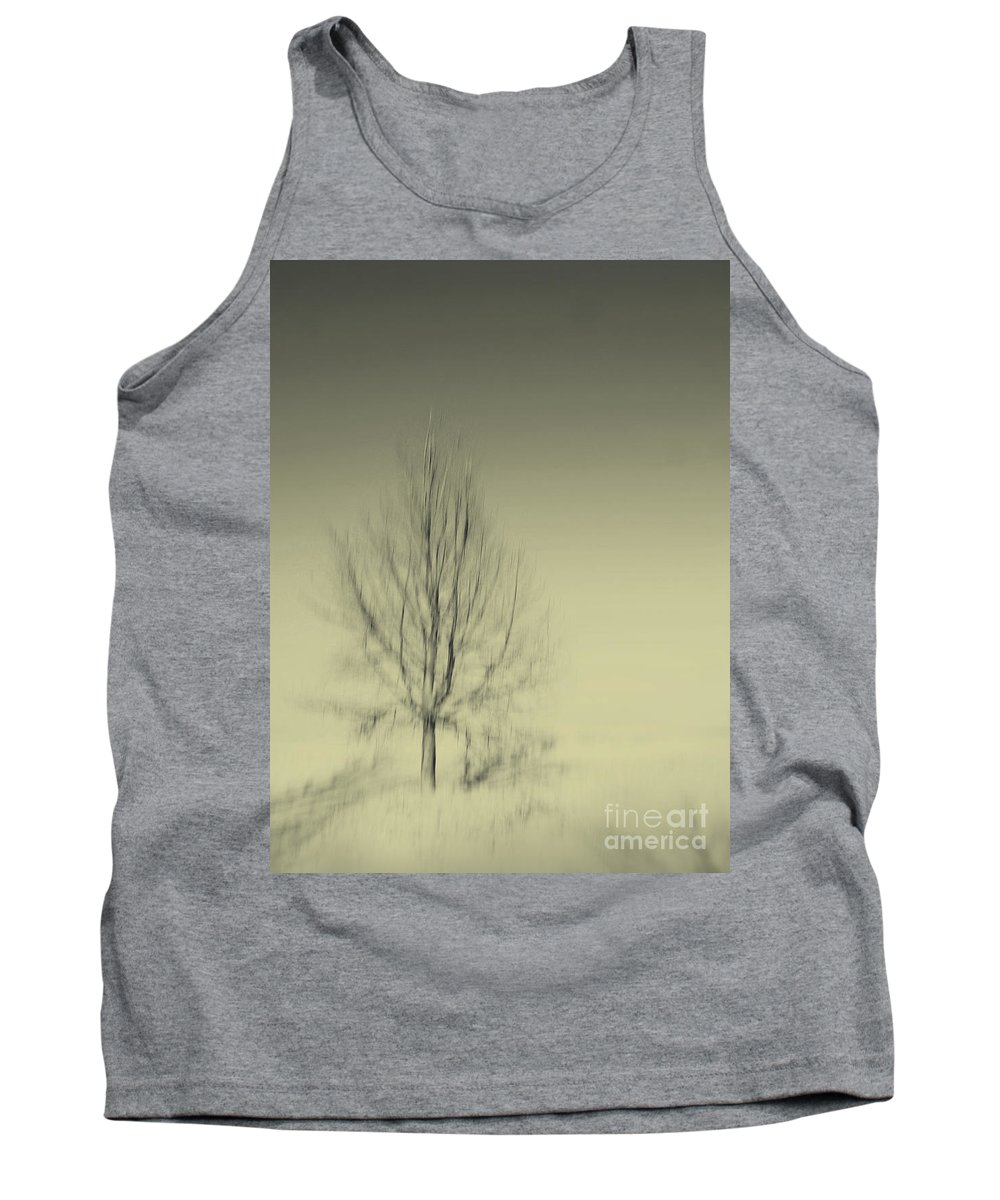 Dipasquale Tank Top featuring the photograph When You Wake Up I Will Have Gone by Dana DiPasquale