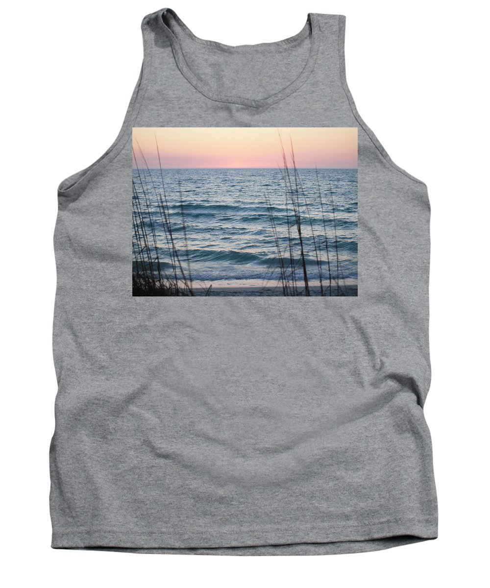 Florida Beaches Tank Top featuring the photograph Where Have All The Children Gone by Robert Margetts
