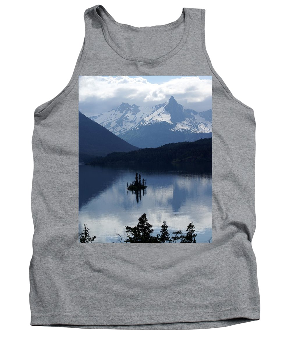 Wild Goose Island Tank Top featuring the photograph Wild Goose Island by Marty Koch