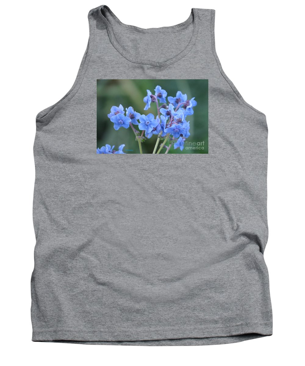 Nature Tank Top featuring the photograph Wildflower 8 by B Vesseur