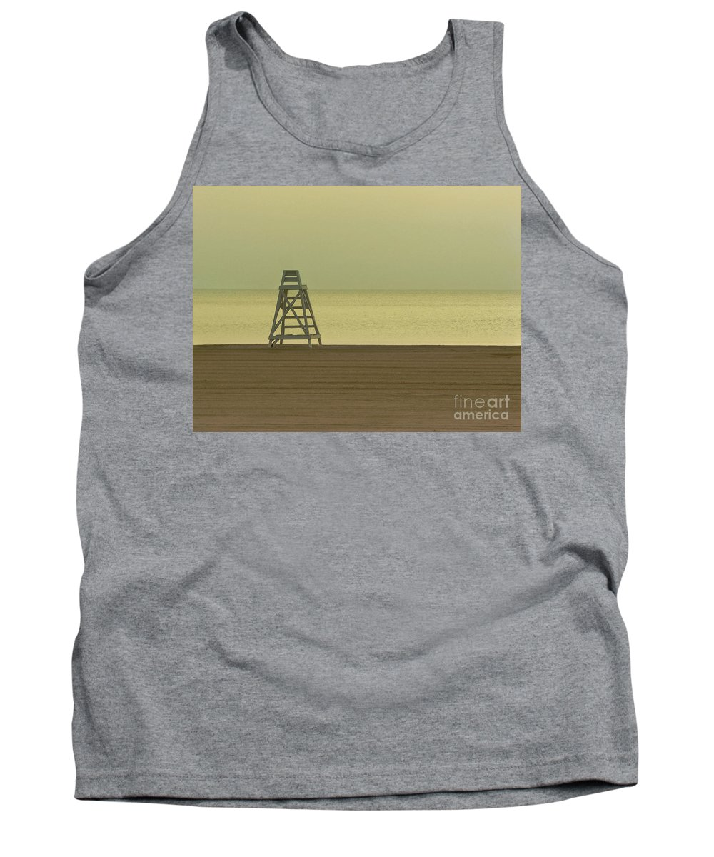 Beach Tank Top featuring the photograph Will You Lay Here With Me And Just Forget The World by Dana DiPasquale
