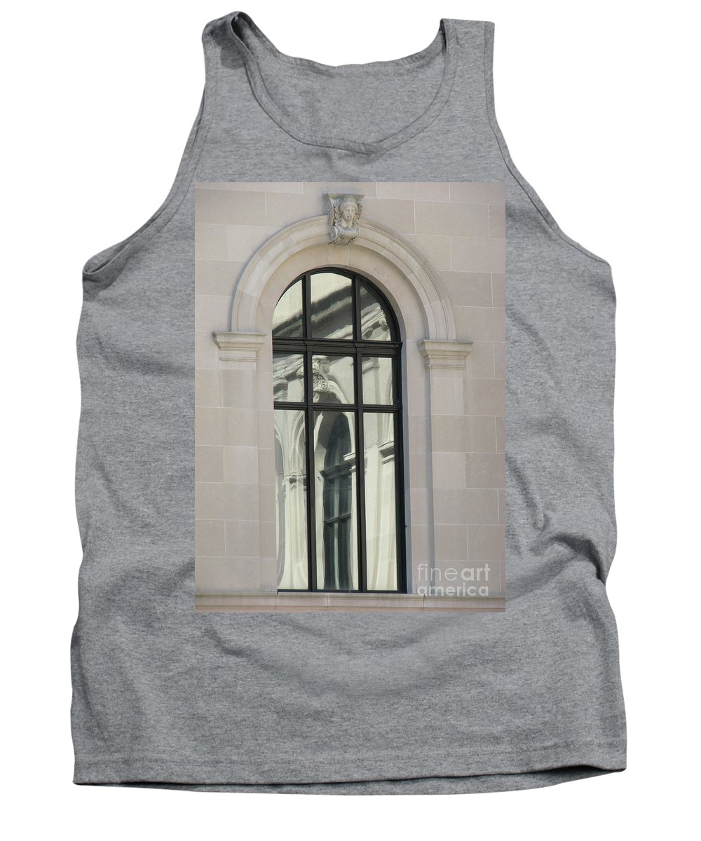 Windows Tank Top featuring the photograph Window by Amanda Barcon