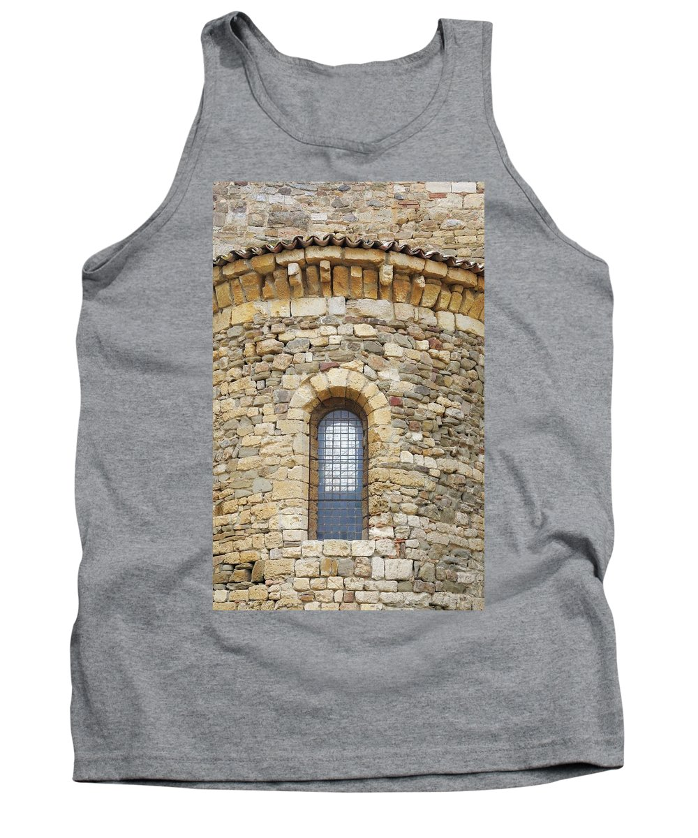 Europe Tank Top featuring the photograph Window Uno - Italy by Jim Benest
