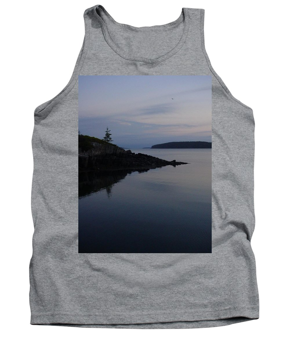 Tank Top featuring the photograph Xmas Tree by Kelly Mezzapelle