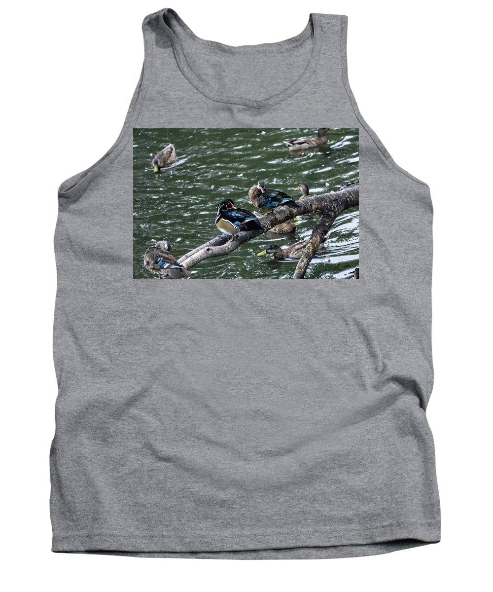 Wildlife Tank Tops
