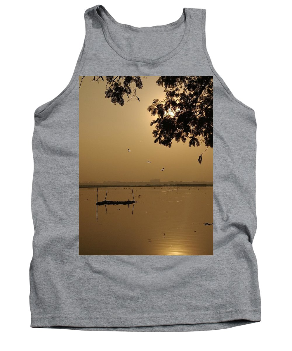Sunrise Photographs Tank Tops