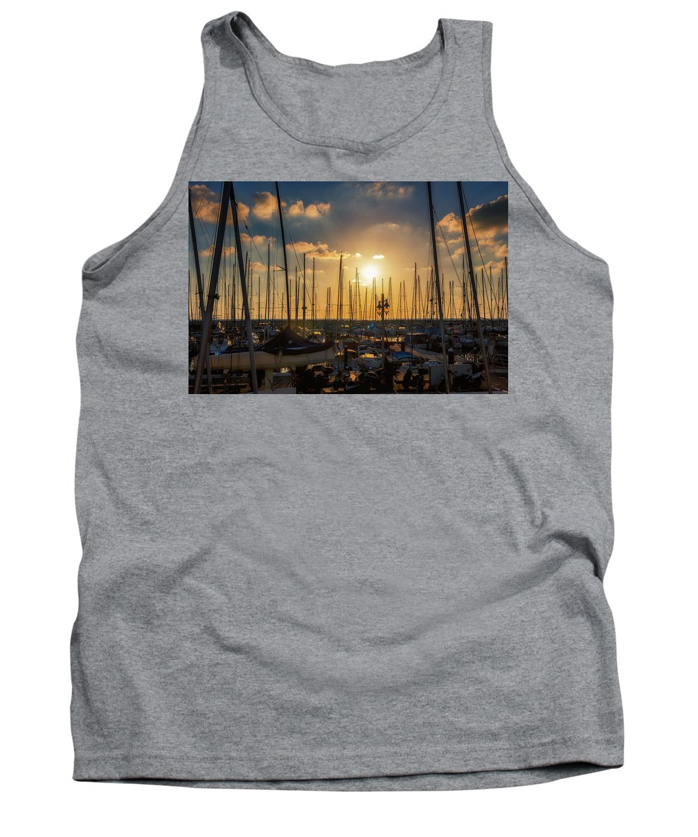 Tank Top featuring the photograph Urban #34 by Liran Eisenberg