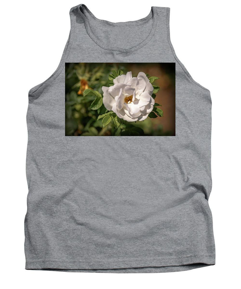 Flowers Tank Top featuring the photograph 20-0616-0550 by Anthony Roma