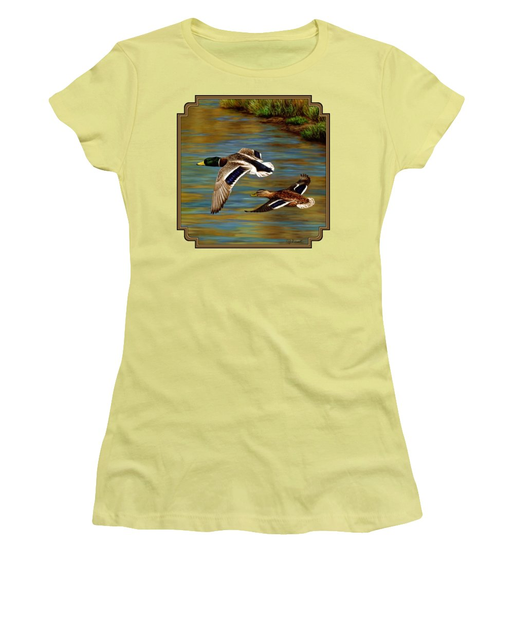 Duck Junior T-Shirts