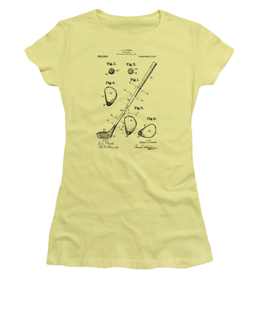 Golf Junior T-Shirts